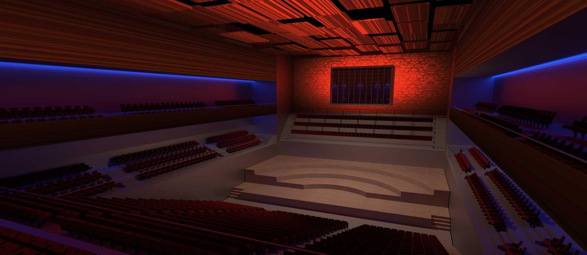 Musikzentrum Saar